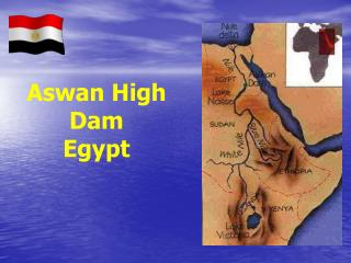 Aswan High Dam Egypt