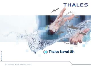 Thales Naval UK