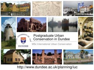 Postgraduate Urban