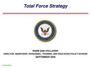 Total Force Strategy