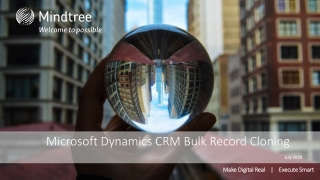 Microsoft Dynamics CRM 3.0  New Features Overview