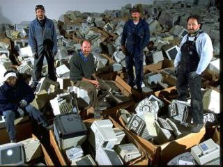 Washington State's  Electronics Recycling Law:  A Producer Responsibility System
