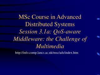 infop.lancs.ac.uk/msc/ads/index.htm