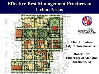 Effective Best Management Practices in Urban Areas