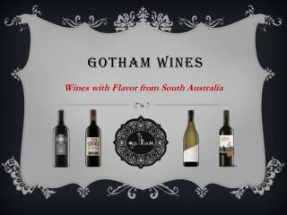 Gotham Wines
