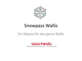 Snowpass  Wallis
