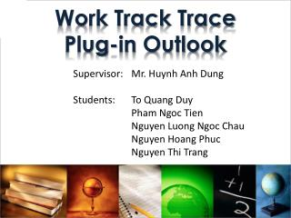 Work Track Trace  Plug-in Outlook