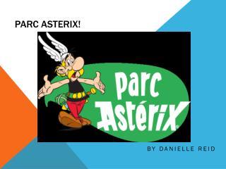 Parc Asterix !