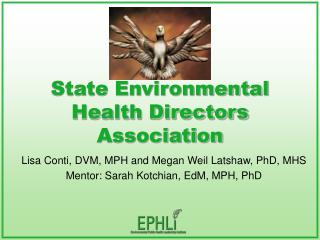 State Environmental Health Directors Association