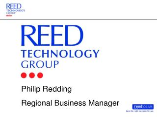 Philip Redding Regional Business Manager