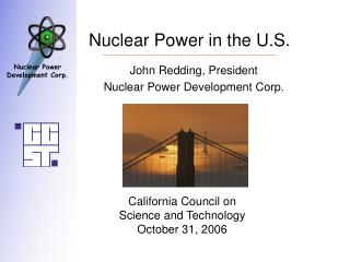 Nuclear Power in the U.S.