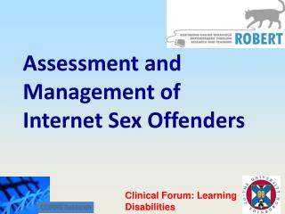 Assessment and Management of Internet Sex Offenders