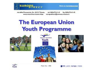 The European Union Youth Programme