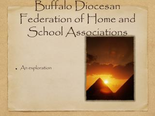 Buffalo Diocesan Federation of Home and School Associations
