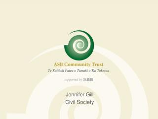 Jennifer Gill Civil Society