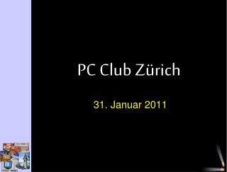 PC Club Zürich