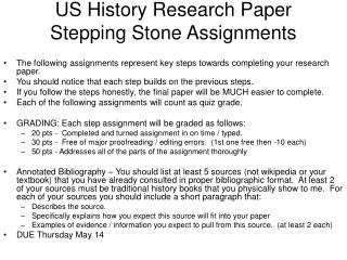 ap us history research papers Ap us history america by brian lande i have been watching the videos america: the new found land and america: home away from home, which are part one and two of a 13 episode educational series on american history that is produced by bbc and narrated by alistair cooke.