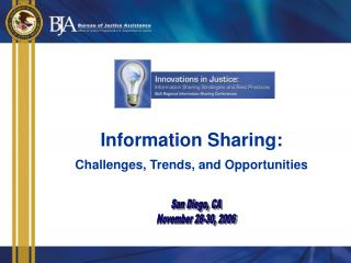 Information Sharing: Challenges, Trends, and Opportunities