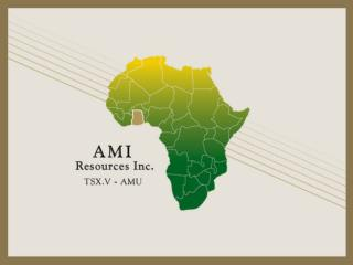 "AMI ""A jewel amongst the majors"""