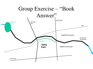 "Group Exercise – ""Book Answer"""