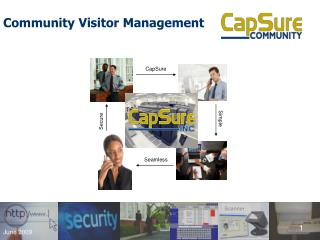 Community Visitor Management