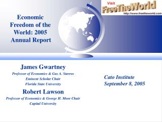 Economic Freedom of the World: 2005  Annual Report