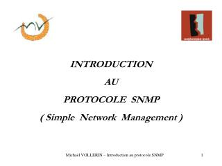 INTRODUCTION  AU  PROTOCOLE  SNMP  ( Simple  Network  Management )