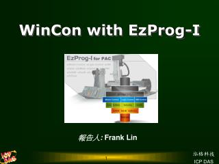 WinCon with EzProg-I