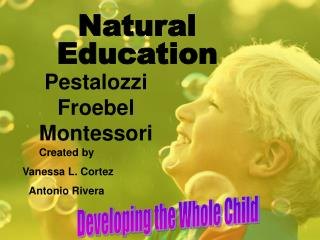Natural Education