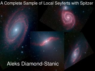 A Complete Sample of Local Seyferts with Spitzer