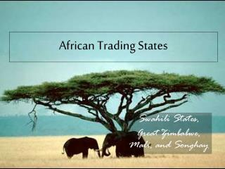 African Trading States