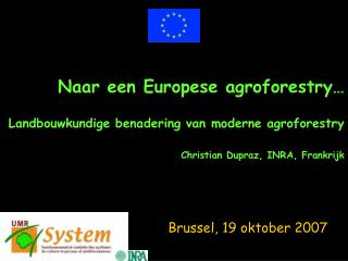 Brussel, 19 oktober 2007