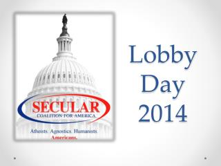 Lobby Day 2014
