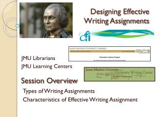 Designing Effective  Writing Assignments