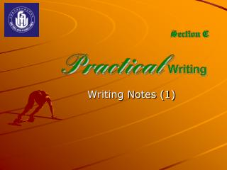 Writing Notes (1)