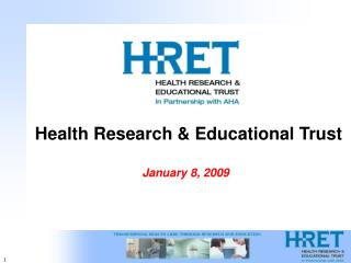 Health Research & Educational Trust