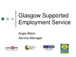 Glasgow Supported Employment Service