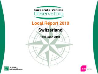 Local Report 2010 Switzerland