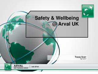 Safety & Wellbeing @ Arval UK