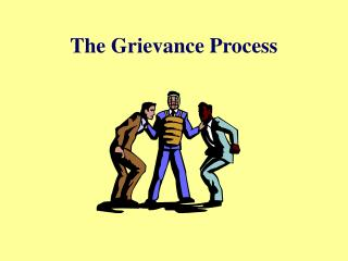 The Grievance Process