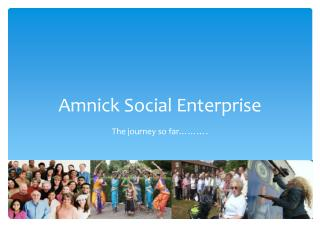 Amnick Social Enterprise
