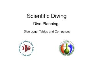 Scientific Diving