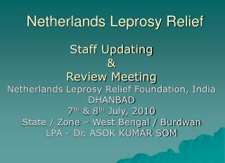 Netherlands Leprosy Relief