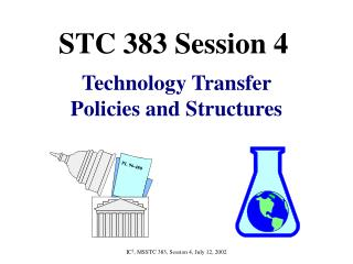 STC 383 Session 4