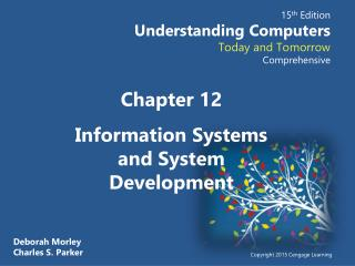 Chapter  12 Information Systems and System Development