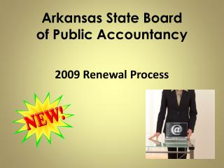 Arkansas State Board of Public Accountancy