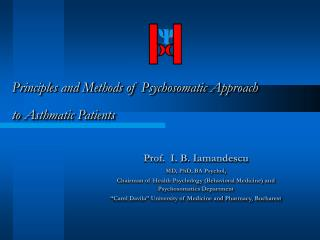 Principles and Methods of Psychosomatic Approach to Asthmatic Patients