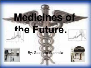 Medicines of the Future…