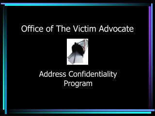 Office of The Victim Advocate