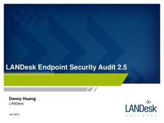 LANDesk  Endpoint Security Audit 2.5